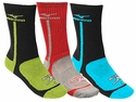 Mizuno Performance Highlighter Crew Socks - 6 Color Options