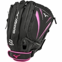 "Mizuno Prospect Finch Fastpitch 11.5"" Black & Pink 2016 Softball Glove"