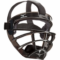 Mizuno's Polycarbonate Youth Softball Protective Fielder's Facemask