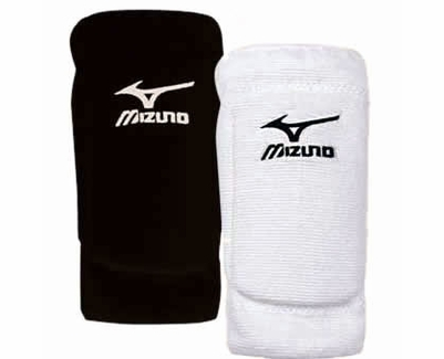 Mizuno T10 Plus Kneepads - in White or Black