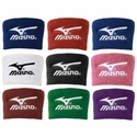 Mizuno Terry Cloth Wristbands - in 9 Colors