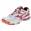 Mizuno Wave Bolt 3 Women's White & Red Volleyball Shoes