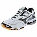 Mizuno Wave Bolt 3 Women's White & Black Volleyball Shoes