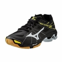 Mizuno Wave Lightning Z Women's Black & Silver Volleyball Shoes