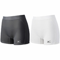 Mizuno Women's Low Rise Slider with Padding - in 2 Colors