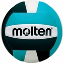 Molten Black & Aqua Mini Volleyball