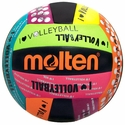 Molten Black & Neon I Love Volleyball Camp Volleyball