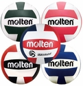 Molten Camp Volleyballs - in 11 Colors
