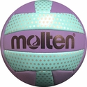 Molten Purple & Aqua Mini Volleyball