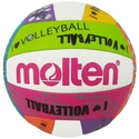 Molten White & Neon I Love Volleyball Camp Volleyball