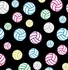 Multi-Color Volleyball Pattern Fleece Blankets