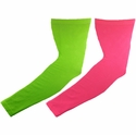 Neon Compression Arm Sleeves - 2 Color Options