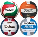 Official / Competition Volleyballs