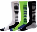 Performance Fury Crew Socks - 8 Color Options