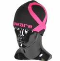 Pink Ribbon Cancer Awareness Beanie