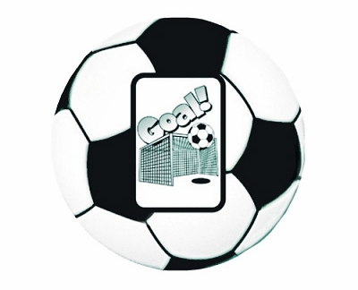 Soccer Goal! 2-in-1 Magnetic Photo Picture Frame & Magnets - Sport ...