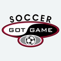 Soccer Got Game Design Long Sleeve Shirt - in 20 Shirt Colors