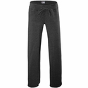 Soffe Dark Grey Heather Fleece Pants - Choice of 22 Sports on Leg