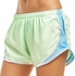 Soffe Lime Green & Surf Blue Track Shorts