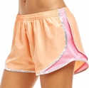 Soffe Sun Coral & Pink Track Shorts