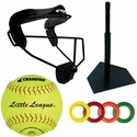 Softball / Baseball: Balls & Equipment