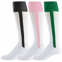 Softball / Baseball Stirrup Over-Calf Socks - Lots of Color Options