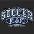 Sport Dad, Proud Of It Design T-Shirt - in 4 Sports and 22 Shirt Colors