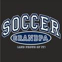 Sport Grandpa, Proud Of It Design Long Sleeve Shirt - in 4 Sports & 20 Shirt Colors