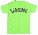 Sport Printed Design Colored T-Shirt in 22 Sports and 22 Shirt Colors
