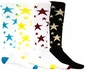 Multi Star Knee High Socks - 20 Color Options