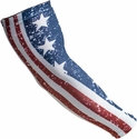 Stars & Stripes USA Flag Compression Arm Sleeve