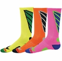 Surge Performance Crew Socks - 4 Color Options
