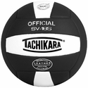 Tachikara Black-White SV-18S Volleyball