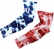 Tie Dye Compression Arm Sleeves - 5 Color Options