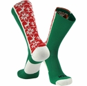 Ugly Sweater Holiday Crew Performance Socks