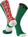 Ugly Sweater Holiday Performance Crew Socks
