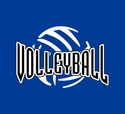 Volleyball Bridge Design T-Shirt - in 22 Shirt Colors