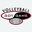 Volleyball Got Game Design Long Sleeve Shirt - in 20 Shirt Colors