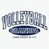 Volleyball Grandpa, Proud Of It Design T-Shirt - in 22 Shirt Colors