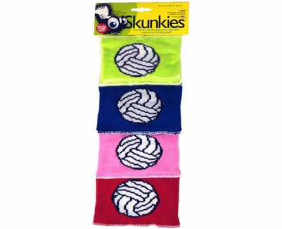 Volleyball Skunkies - in 4 Colors