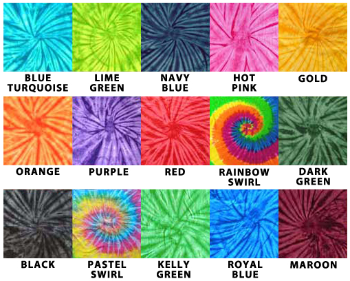 Tie dye shirts designs t shirt design collections for Tie dye t shirt patterns