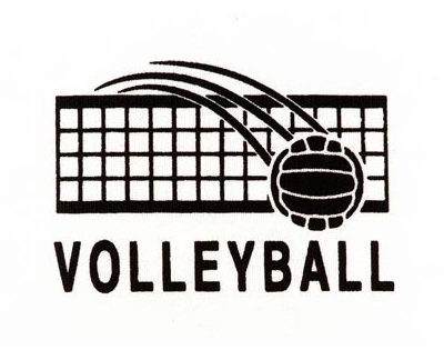 Volleyball w/ Net Design Discount Shirt - in 3 Shirt Colors
