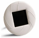 White Volleyball Picture Frame