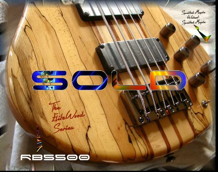 RB5500 S/W/S EliteWood Series #6-1176