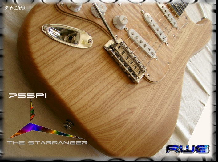 "Left Handed ""The StarRanger"" RM755PI #6-1156"