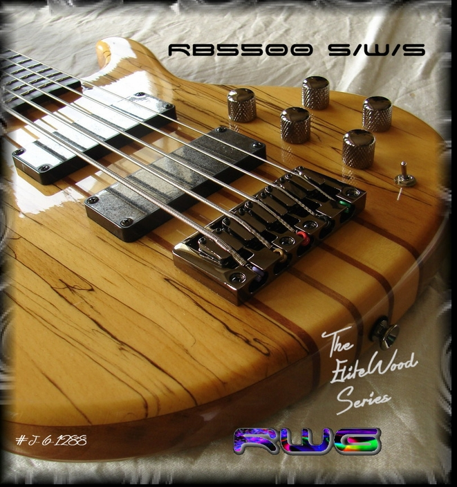 RB5500 S/W/S EliteWood Series #6-1288