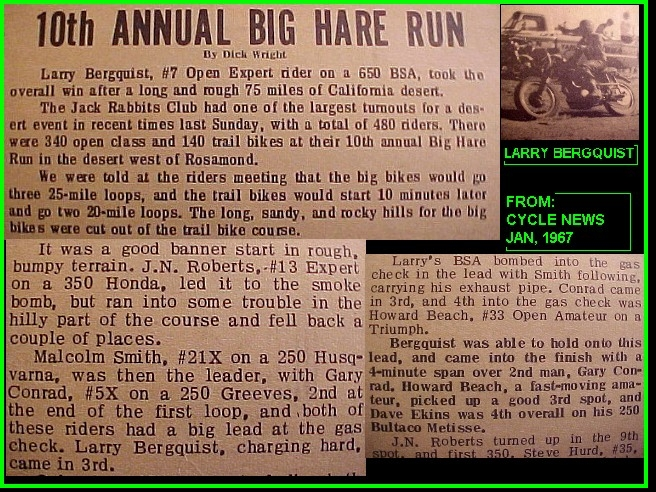 BIG HARE RUN