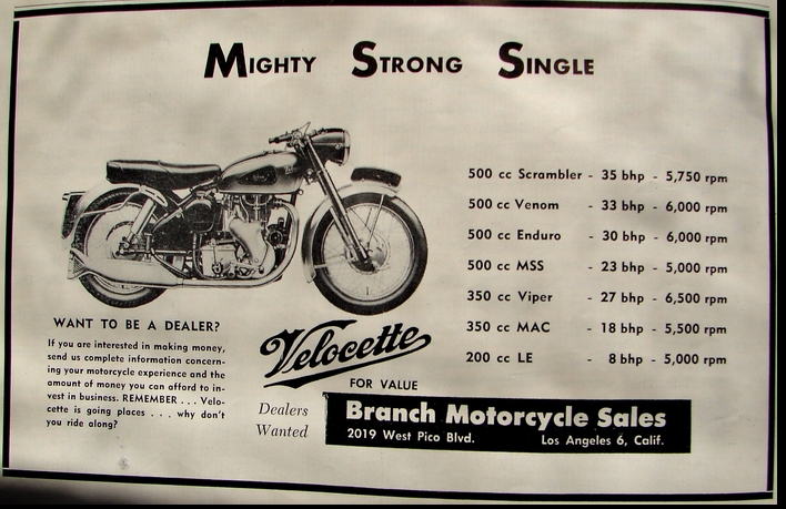 BRANCH CYCLES  1956