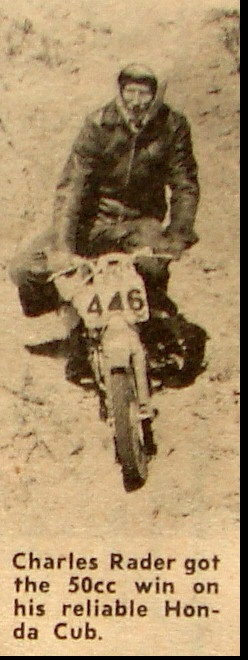 FOUR ACES MOOSE RUN NATIONAL CHAMPIONSHIP HH. 1962 CHARLES RADER