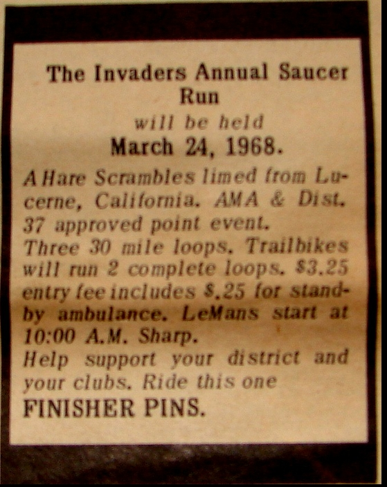 INVADERS HS 1968